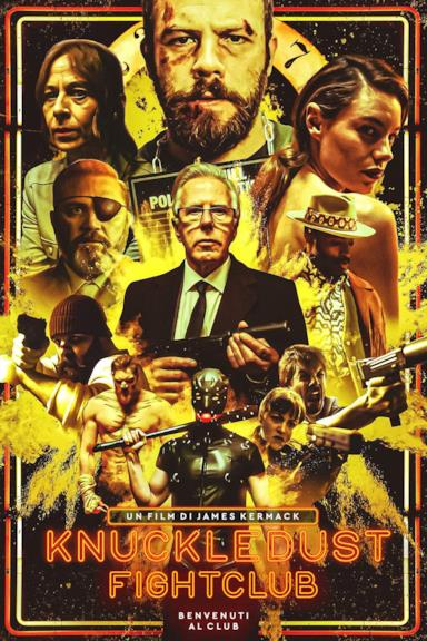 Poster Knuckledust - Fight Club