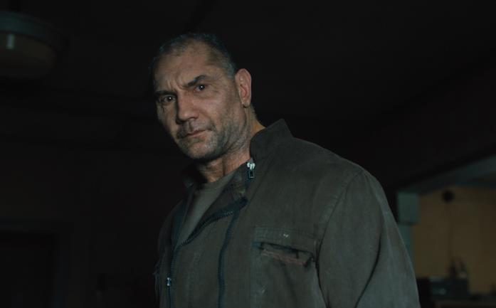 Dave Bautista è un vecchio replicante in Blade Runner 2049