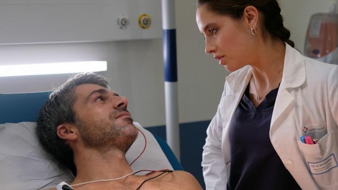 Luca Argentero e Matilde Gioli in Doc - Nelle tue mani