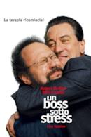 Poster Un boss sotto stress