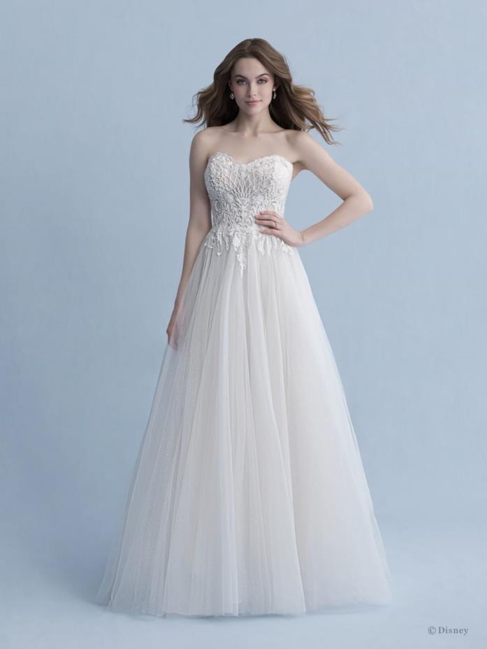 Abito da sposa Aurora Disney Allure Bridals