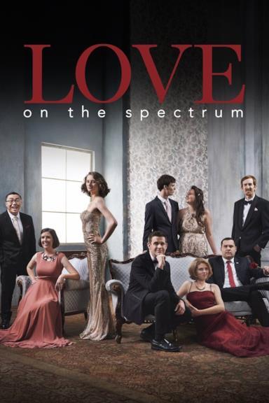 Poster L'amore nello spettro