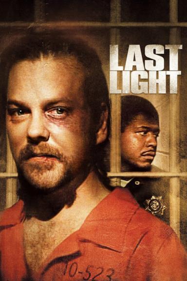 Poster Last light - Storia di un condannato a morte