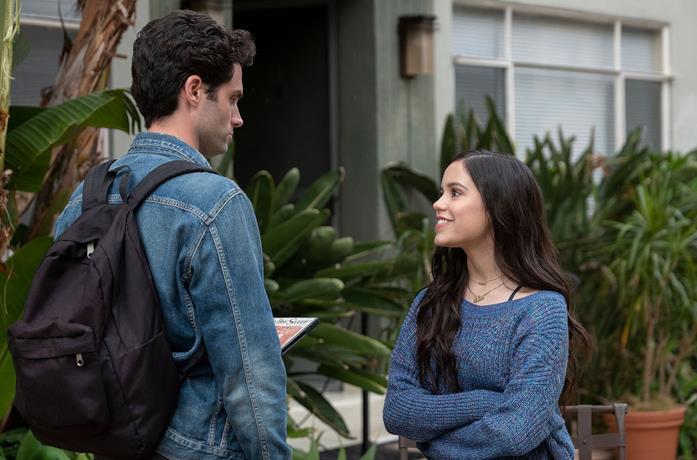 Joe ed Ellie in una scena di You 2