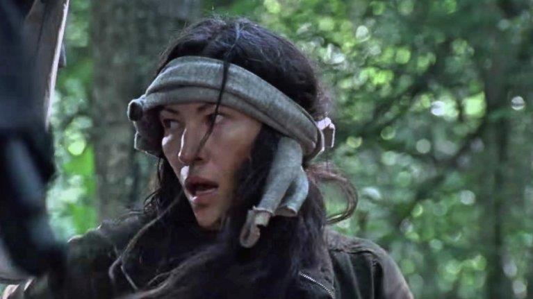 The Walking Dead 9: la combattiva Yumiko, braccio destro di Magna