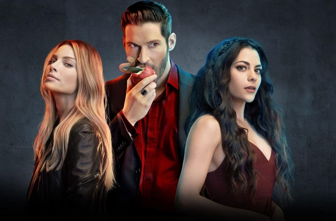 Tom Ellis interpreta Lucifer nella serie TV Netflix