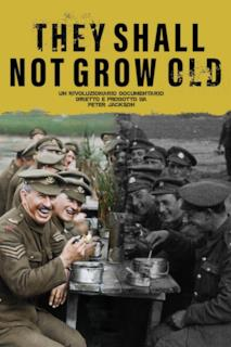 Poster They Shall Not Grow Old - Per sempre giovani