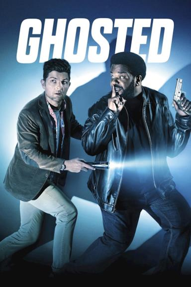 Poster Ghosted