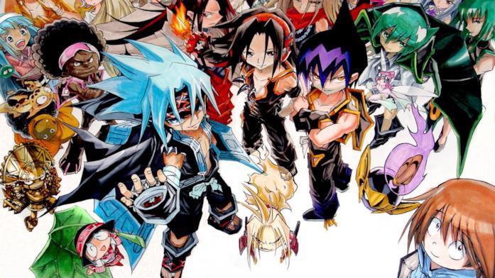 Shaman King manga protagonisti