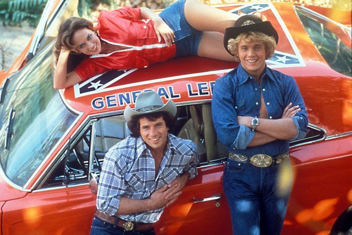 Luke, Bo e Daisy, personaggi principali di Hazzard