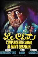 Poster Le chat - l'implacabile uomo di Saint Germain