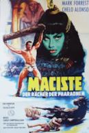Poster Maciste nella valle dei Re