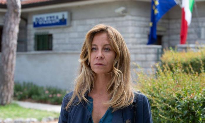 Carlotta Natoli è Maria nella prima stagione