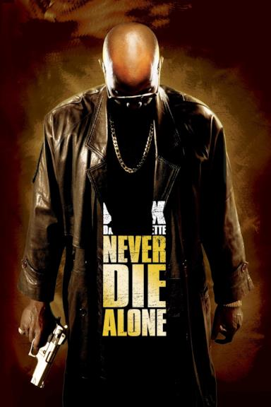 Poster Never Die Alone