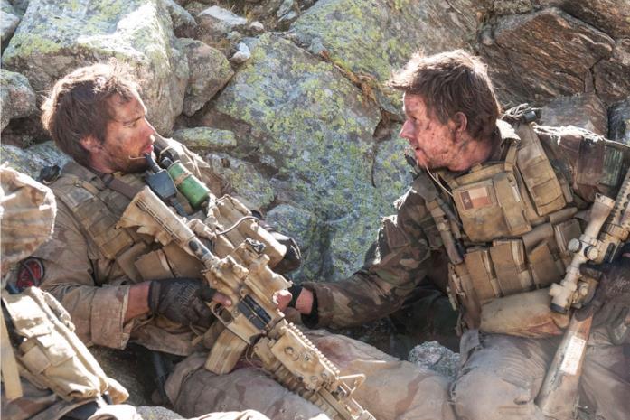 Una scena del film Lone Survivor