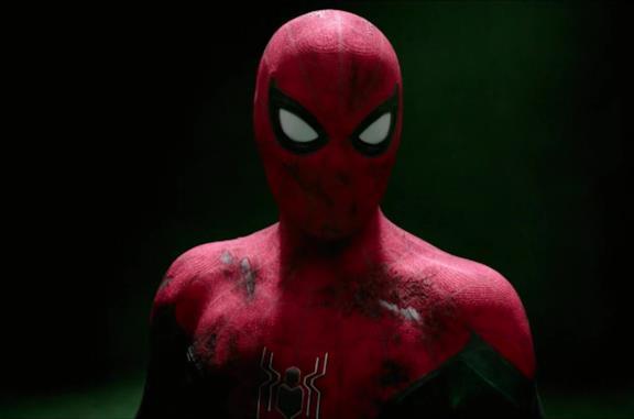 Un'immagine di Spider-Man