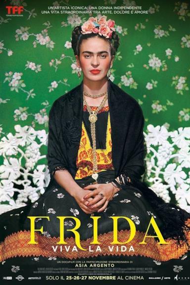 Poster Frida - Viva la vida