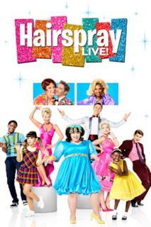 Poster Hairspray Live!
