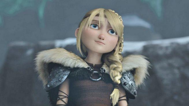 La vichinga Astrid