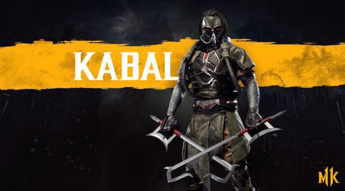 Kabal è il nuovo lottatore di Mortal Kombat 11