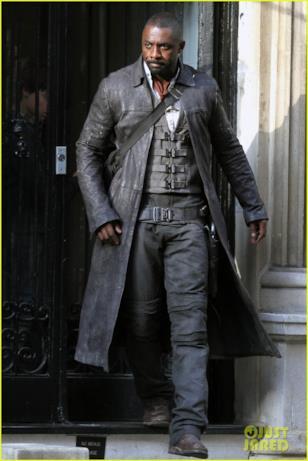 Il co-protagonista di La Torre Nera è Idris Elba