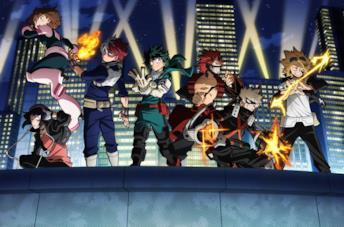 My Hero Academia quinta stagione come finisce