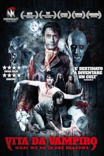 Poster Vita da vampiro - What We Do in the Shadows