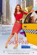 Poster I Love Shopping