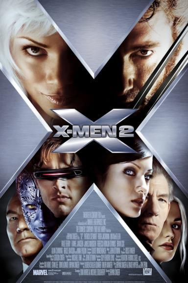 Poster X-Men 2