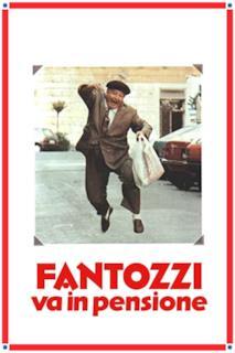 Poster Fantozzi va in pensione
