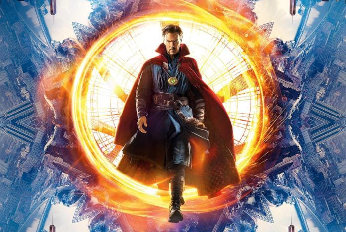 Doctor Strange: Cumberbatch nel film