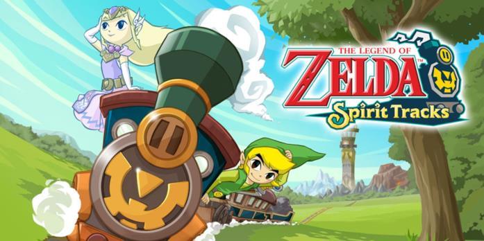 Cover di The Legend of Zelda: Spirit Tracks