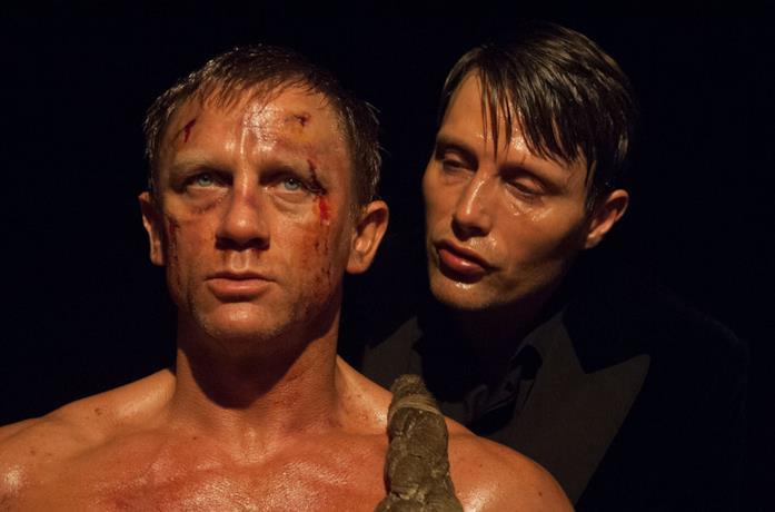 Daniel Craig e Mads Mikkelsen