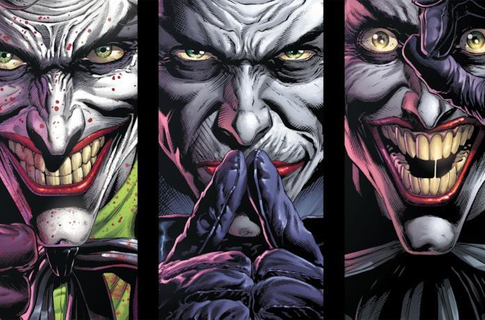 Cover di Three Jokers