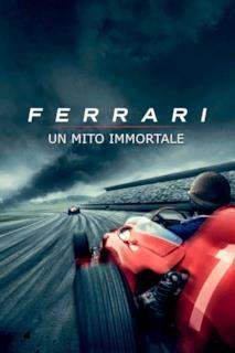 Poster Ferrari - Un mito immortale