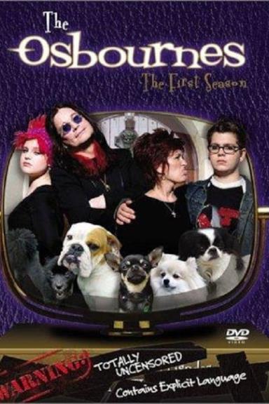 Poster The Osbournes