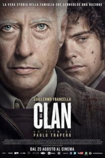 Poster Il clan