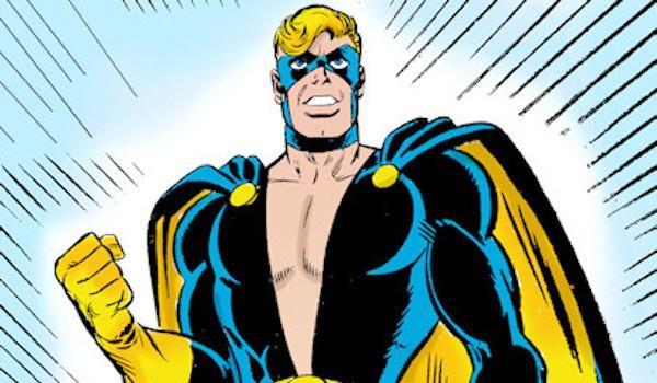 Steve Rogers è Nomad nei comics