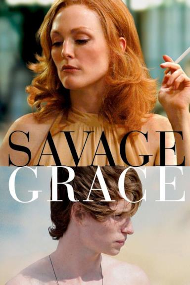 Poster Savage Grace