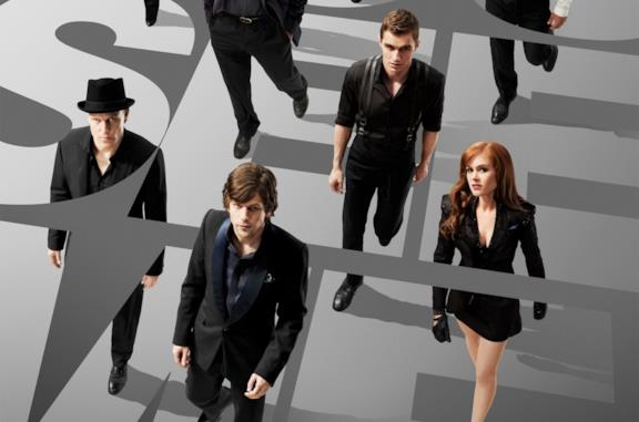 I 4 maghi di Now You See Me