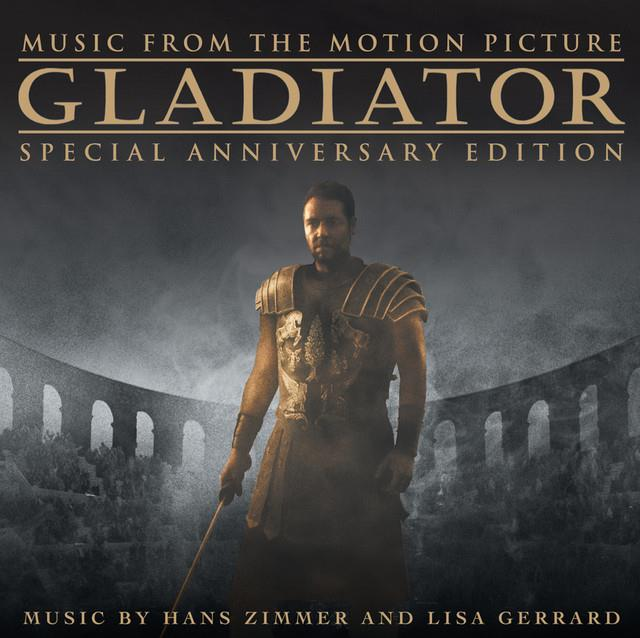 La copertina de Gladiator – Music From The Motion Picture (Special Anniversary Edition)