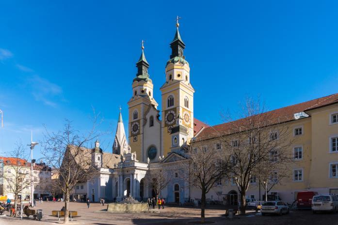 Bressanone - la cattedrale