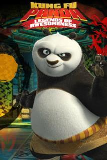 Poster Kung Fu Panda - Mitiche avventure