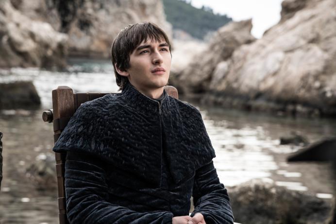 Bran nell'episodio di GoT 8x06, The Iron Throne