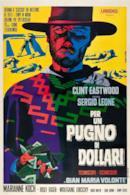 Poster Per un pugno di dollari