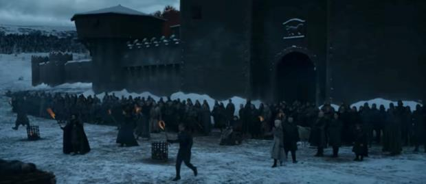Ghost in Game of Thrones 8x04, grazie all'anteprima di HBO
