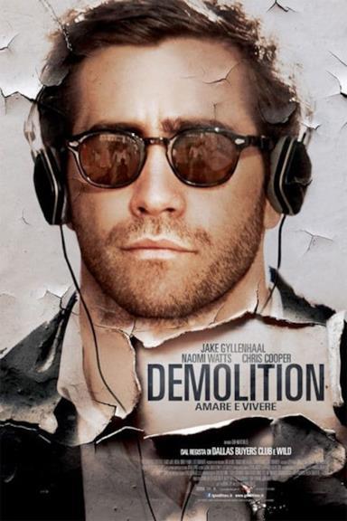 Poster Demolition: amare e vivere
