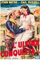 Poster L'ultima conquista
