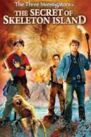 Poster I tre investigatori e l'isola misteriosa