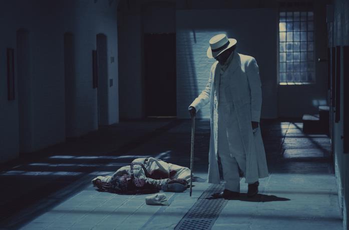 Gli irregolari di Baker Street: l'Uomo in bianco